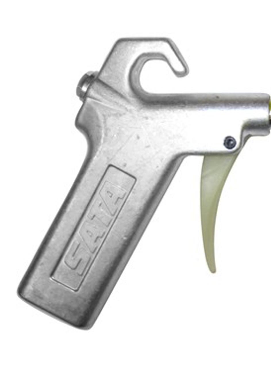 Ionizing Gun Aluminum Handle