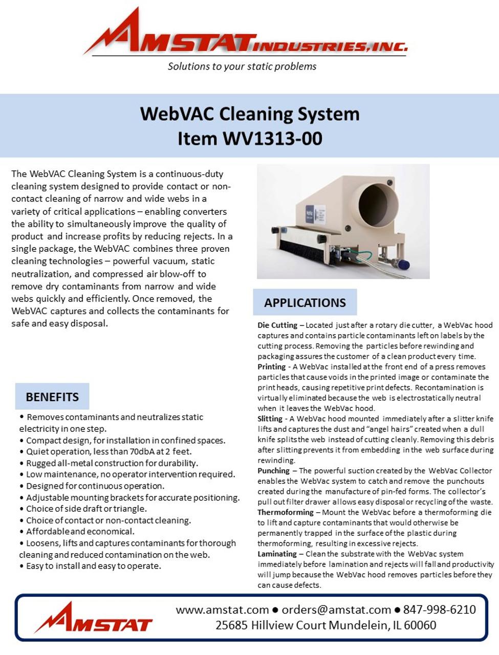 Web VacSystem