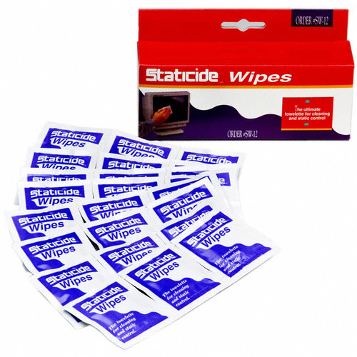 Staticide Anti-Static Wipes