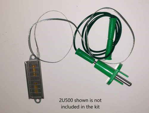 StaticMaster Ionizer Grounding Kit