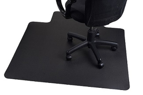 Black Conductive Chair Mat