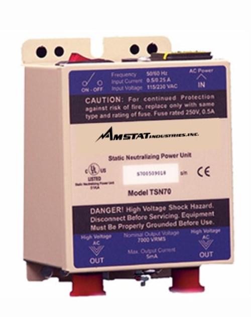 Static Control Power Supplies - Detachable Cord