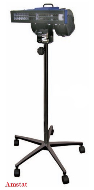 Telescoping Floor Stand for use with IVSE5000 Ionizing Blower