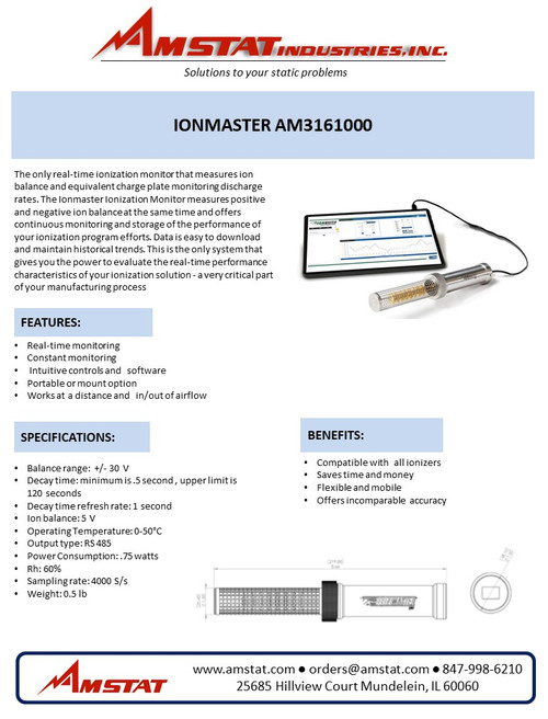 Ionmaster 1000