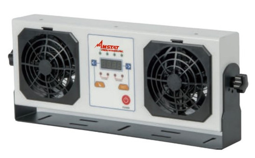 2 Head Ionizing Fan