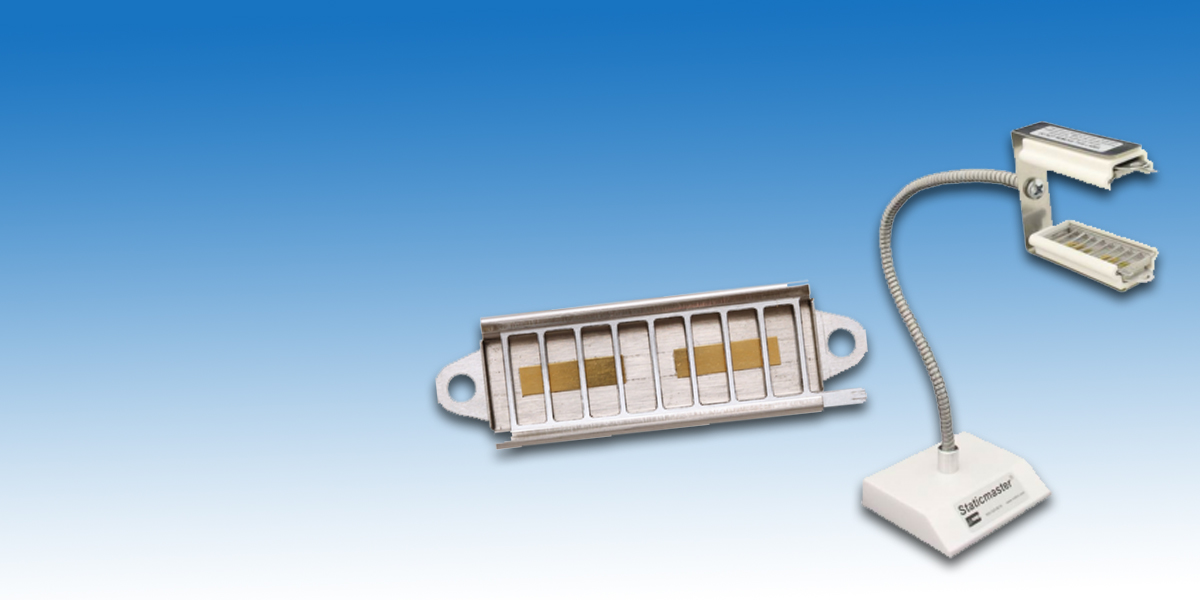 Ionizers for Analytical Balances