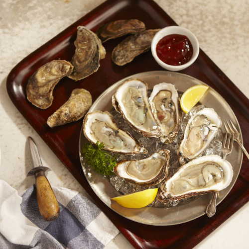 Patriot Oysters - 12 Count