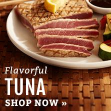 Shop Now- Flavorful Tuna