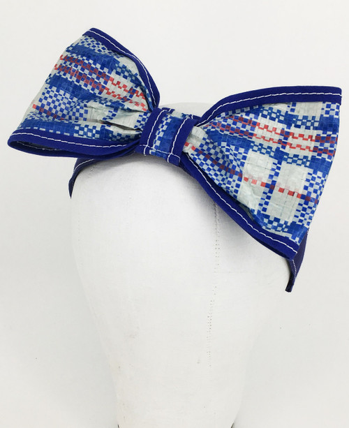 Bag Bow - Blue