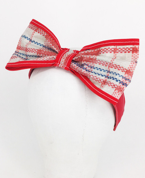 Bag Bow - Red