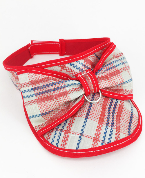 Bag Visor - Red