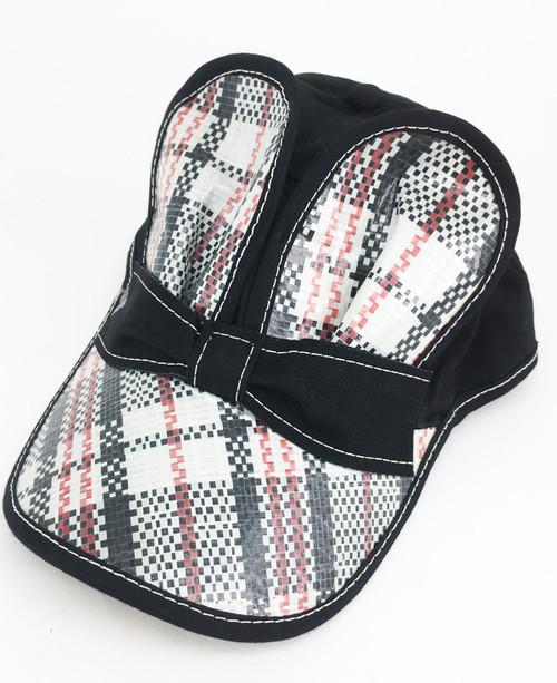 Bag Mouse Cap - Black