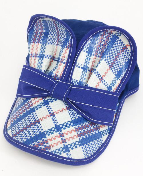Bag Mouse Cap - Blue