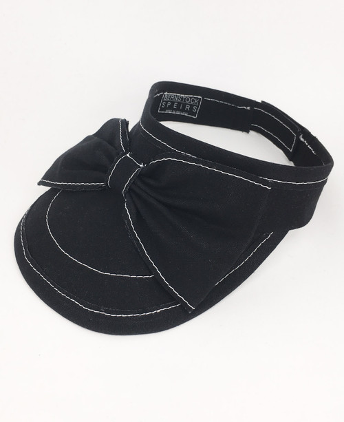 Canvas Visor - Black