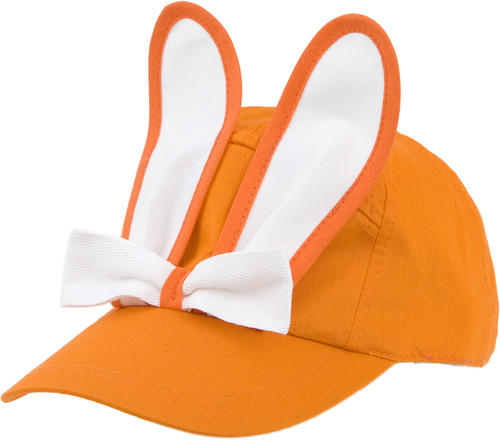 Classic Bunny cap - Orange