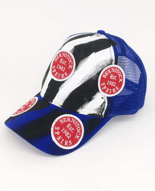 Logo Cap - Blue