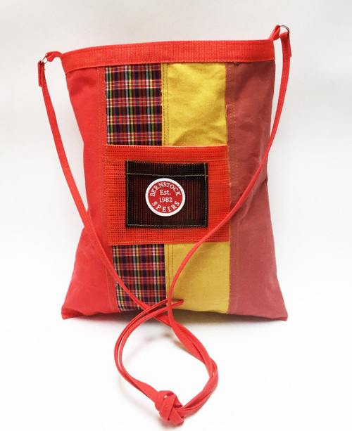 Mix Medium Tote - Red
