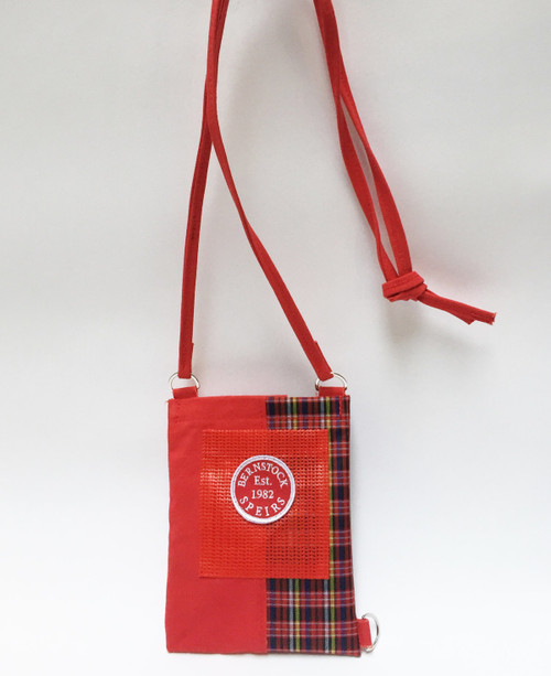 Mix Phone Bag - Red