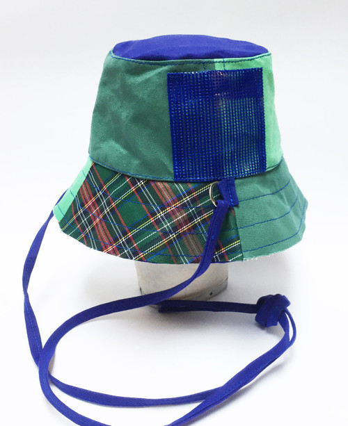 Mix Bucket Hat - Blue