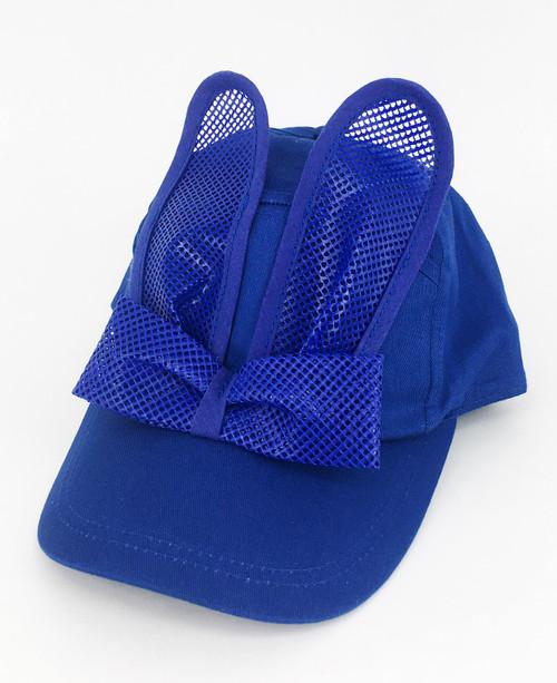 Sport Mesh Bunny Cap - Blue