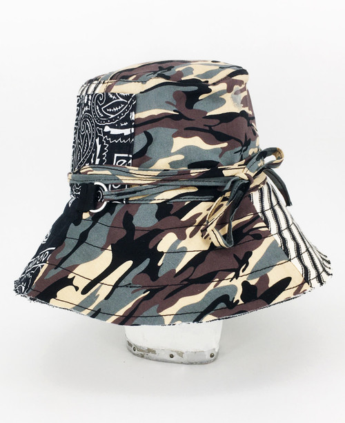 Camouflage Sunhat