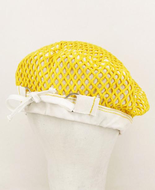 Vest Beret - Yellow