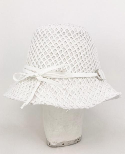 Vest Hat - White
