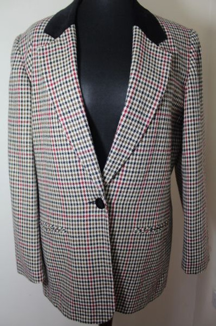 VINTAGE REQUIREMENTS SIZE 14T LADIES TWEED VINTAGE JACKET