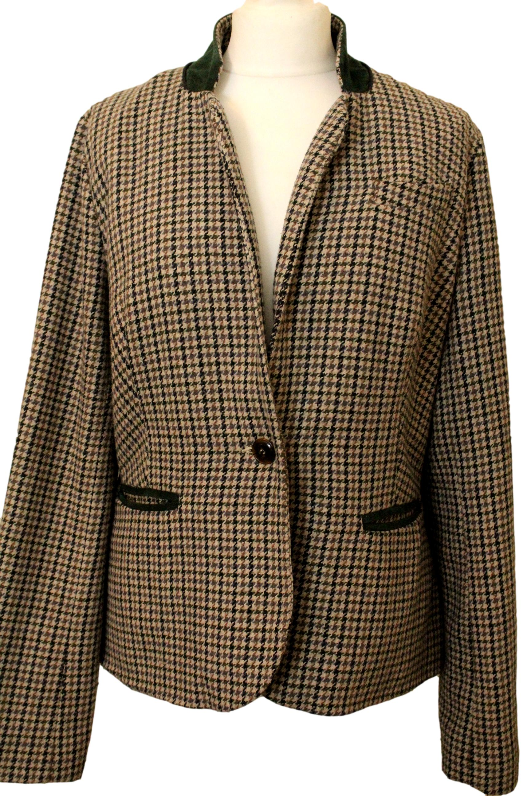 Tweed Jackets Vintage Tweed Used Barbour Used Belstaff Country Wax And Retro Clothing