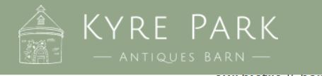 Kyre Park Antiques - Partners with Live for Tweed