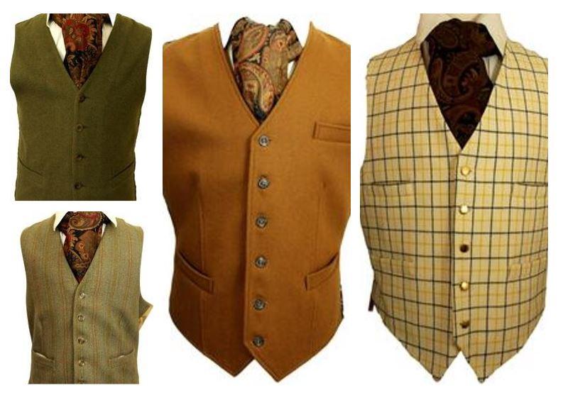 Vintage Mens Waistcoats