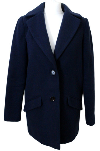 Covent Garden Blue Size 8 Ladies Coat