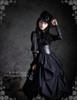 Model Show (hat: P00546, brooch: CT00235, fan: P00580, skirt: SP00174, birdcage petticoat: UN00019LN)