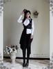 Model Show (White Ver.) vest TP00050N, breeches SP00019, hat P00549N