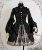 Co-ordinates Show (Black Ver.) (blouse: TP00088N, skirt: SP00159)