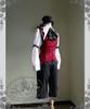 Co-ordinate show (White Ver) Vest CT00238, hat P00526, pants SP00090