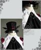 Co-ordinate show (White Ver) Vest CT00238, hat P00526