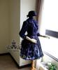 Co-ordinate show blouse TP00140, hat P00407, skirt SP00163