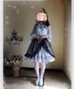 Co-ordinate Show blouse S01008, inside skirt SP00154