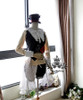 Co-ordinates Show (Ivory Ver.) vest set CT00230, bloomers UN00017, hat P00526, brooch P00586