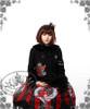 Model Show (Black Ver.) (JSK: DR00112N, Cheshire cat armband: P00584)