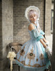 Model Show (Light Blue Ver.) dress DR00190, gloves P00592
