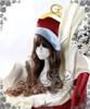 Light Blue + Bunny Alice Embroidery
