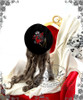 Black + Queen Alice Embroidery