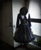 Co-ordinate Show (Black Ver) blouse TP00103N, cape P00588, skirt Sold out