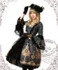 Model Show (hat: P00574, dress: DR00170, fan: P00580, skirt: V00002N, birdcage petticoat: UN00019)