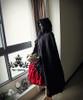 Co-ordinates Show (Custom color black) blouse TP00099N, skirt SP00138
