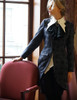 Model Show jacket CT00283, blouse TP00146