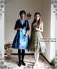 Model Show (Black Ver.) (dress: DR00179, petticoat: UN00022, black leggings: P00182, white leggings: P00187)