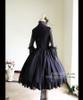 Co-ordinates Show (Black + Silver Black Mixed Lace Ver.) (dress: DR00178)